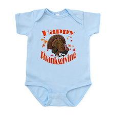 happy tg.png Infant Bodysuit
