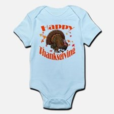 happy tg.png Infant Bodysuit