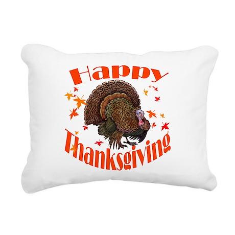 happy tg.png Rectangular Canvas Pillow