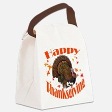 happy tg.png Canvas Lunch Bag