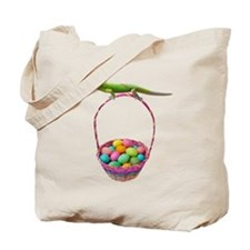 easter geckoF.png Tote Bag