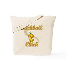 Kickball Chick #2 Tote Bag
