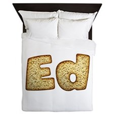 Ed Toasted Queen Duvet