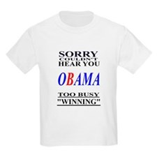 Obama Winning T-Shirt