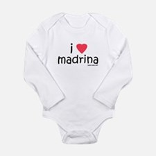 i love madrina Body Suit