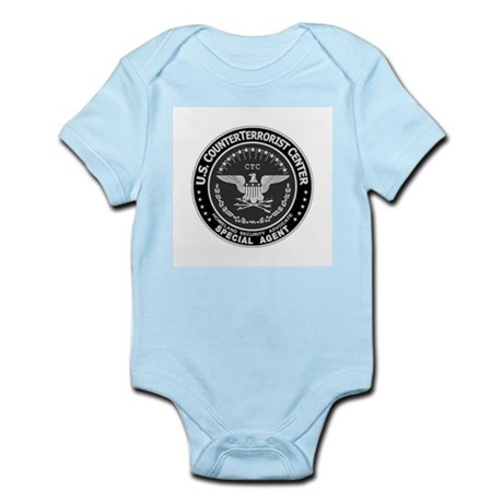 CTC CounterTerrorist Center Infant Creeper