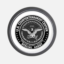 CTC CounterTerrorist Center  Wall Clock