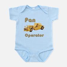 Pan Operators Infant Bodysuit