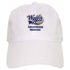 Advertising Director (Worlds Best) Baseball Cap