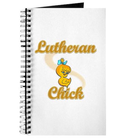 Lutheran Chick #2 Journal