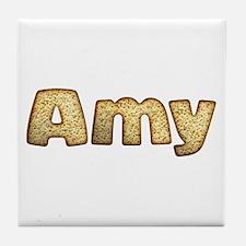 Amy Toasted Tile Coaster