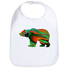 Spirit Bear Bib