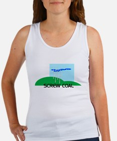 Screw Coal Women's Tank Top