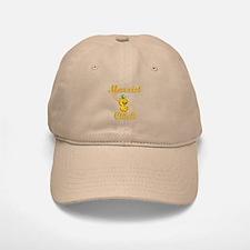 Marxist Chick #2 Baseball Baseball Cap