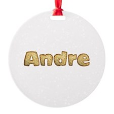 Andre Toasted Ornament