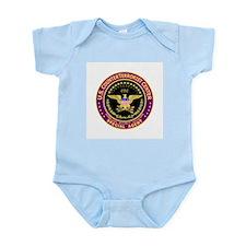 CounterTerrorist Center CTC  Infant Creeper