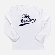 Big Brother Blue Long Sleeve T-Shirt