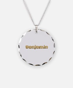 Benjamin Toasted Necklace