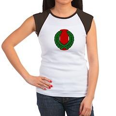 Midrealm Laurel Women's Cap Sleeve T-Shirt