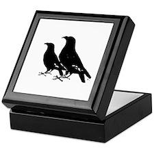2 Crows Keepsake Box