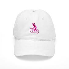 Kokopelli Mountain Biker Baseball Cap