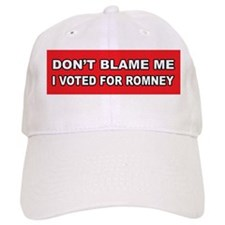 Don't Blame Me Anti Obama Cap