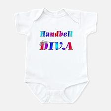 Handbell Diva Infant Bodysuit
