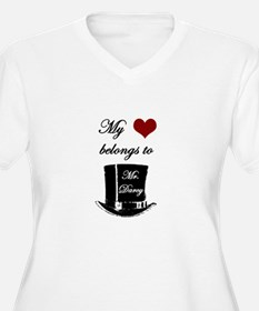 Mr. Darcy Heart T-Shirt