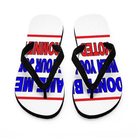 Don't Blame Me Anti Obama Flip Flops