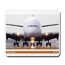 Airbus Mousepad