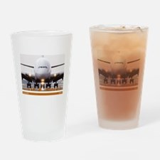 Airbus Drinking Glass