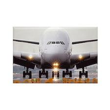 Airbus Rectangle Magnet