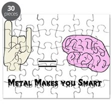 metal makes you smart - color - with words - creep