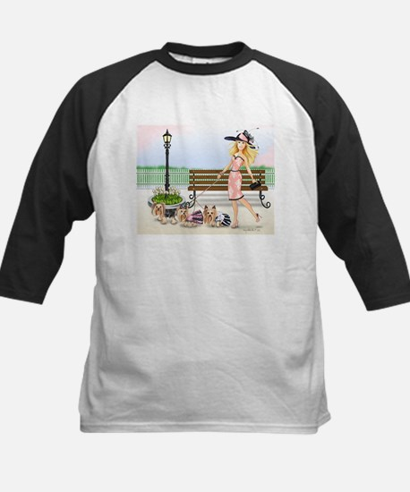 A day at the Derby Kids Baseball Jersey