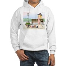 A day at the Derby Hoodie