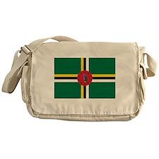 Flag of Dominica Messenger Bag