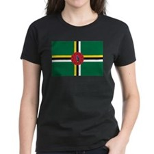 Flag of Dominica Tee