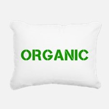 ORGANIC Rectangular Canvas Pillow