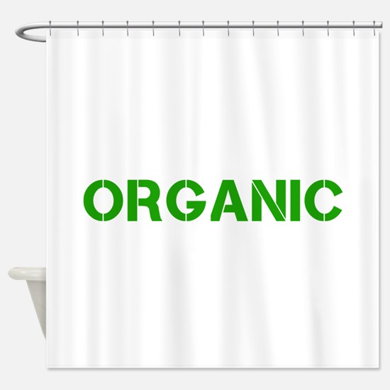 ORGANIC Shower Curtain