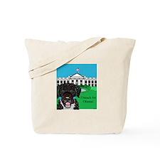 I barack for Obama! Tote Bag