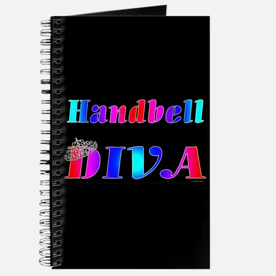 Handbell Diva Black Journal