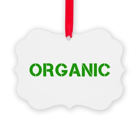 ORGANIC Picture Ornament