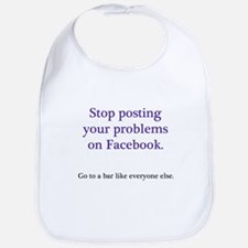 Stop posting your problems Bib