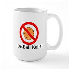 De-Ball Kobe! Mug