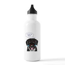 I barack for Obama Water Bottle