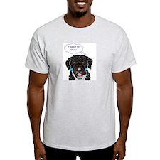 I barack for Obama T-Shirt
