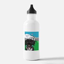 I barack for Obama!! Water Bottle