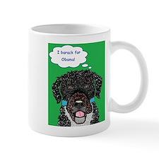 I barack for Obama 2012! Mug