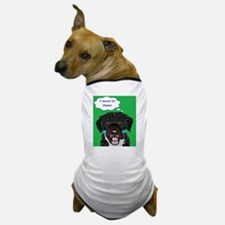 I barack for Obama 2012! Dog T-Shirt