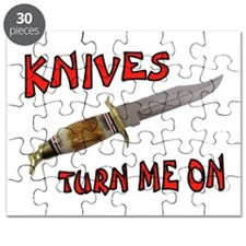 KNIVES Puzzle